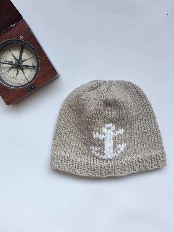 Chapeau tricoté avec chapeau bébé garçon bébé fille chapeau   Etsy 023dc3f4a9d