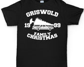 Mens Griswold Christmas Vacation Funny T shirt