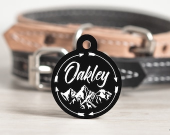 Outstanding Outdoor Dog Tag Etsy Download Free Architecture Designs Intelgarnamadebymaigaardcom