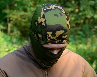 267ec2fb5a6 New Russian Face Mask Balaclava Sniper Partizan SS camo