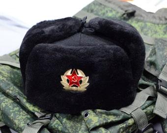 Soviet ushanka  7225dad44f1