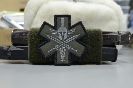 FÖR SVERIGE I STRIDEN Swedish army morale military patch Original Current Militaria (2001-Now)