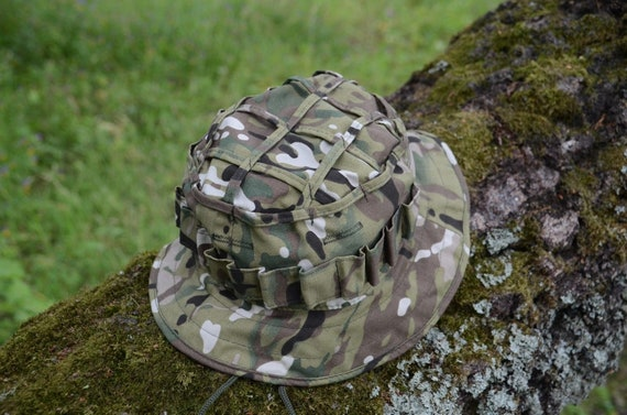 Size 7 Boonie Hat US Army MultiCam OEF Sun