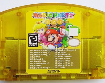 Mario party | Etsy