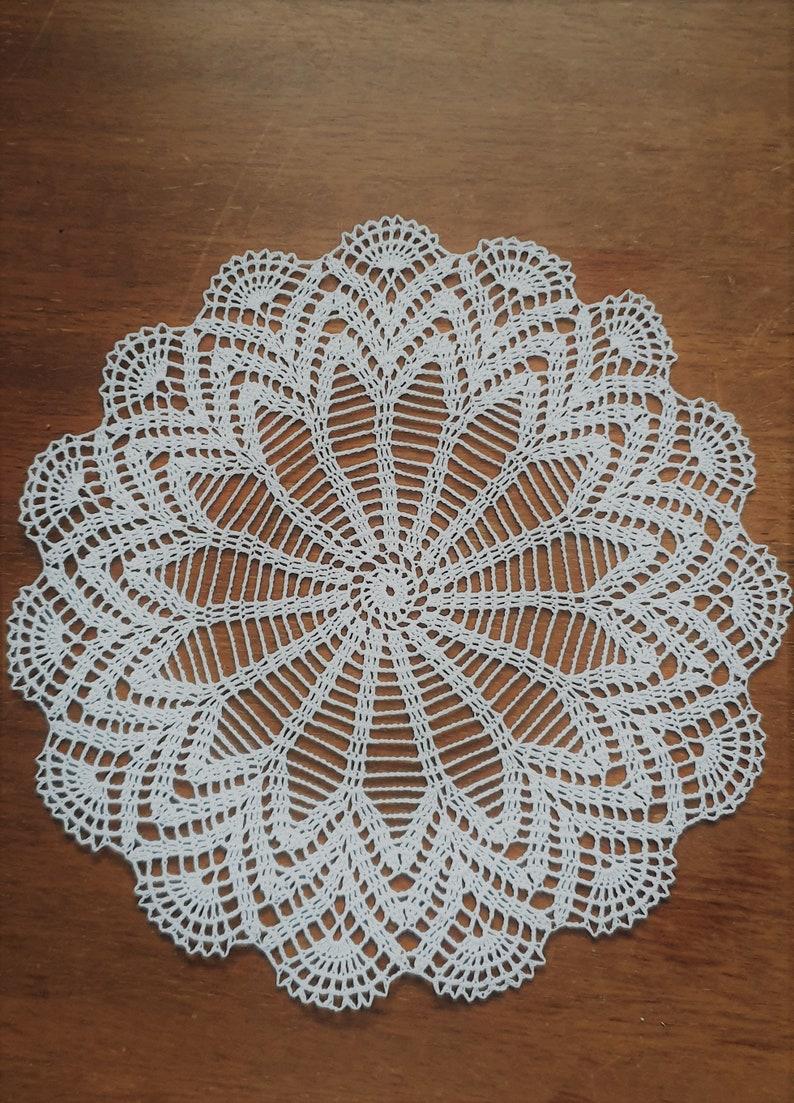 table centerpiece wedding party decor lace crochet doily crochet doily crochet napkin white crochet doily cotton doilies