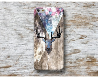 b0375234daa deer wood print Phone Case Cover Skin for iPhone X XS MAX XR 8 7 6s 6 Plus se  5s 5 5C 4 4s iPod 5 6 cases