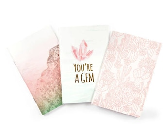 Small Blush Photoreal Notebooks By Recollections™