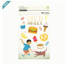 Life Is Sweet Sticker Book By Recollections™