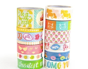 Flawless Washi Tapes By Recollections™
