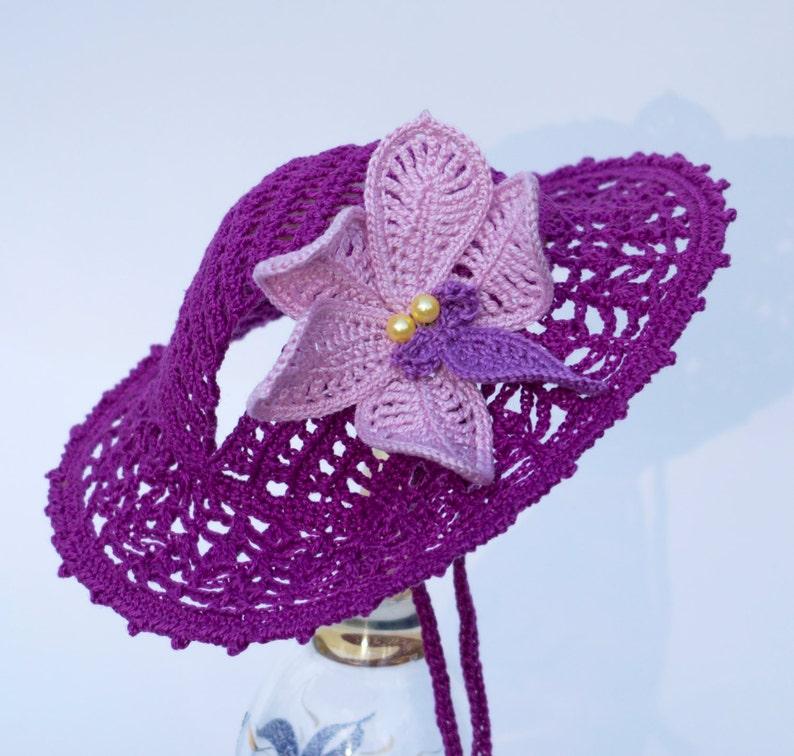 01ed8c2edfbfc Sombrero para perro Orquídea perro sol sombreros