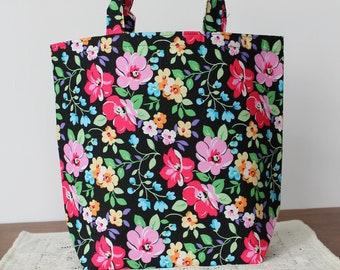 6c4691e28c5a Small Fabric Tote Bag with Handles for Gifts