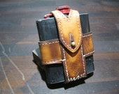 Flachmann in the holster