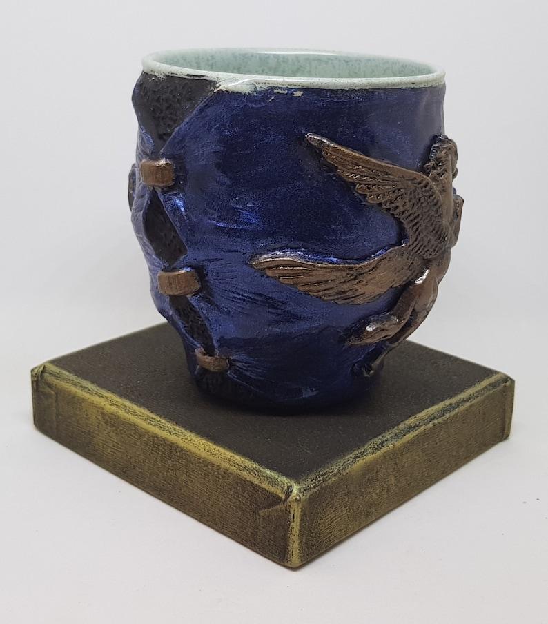 The Pegasus Cup Blue-