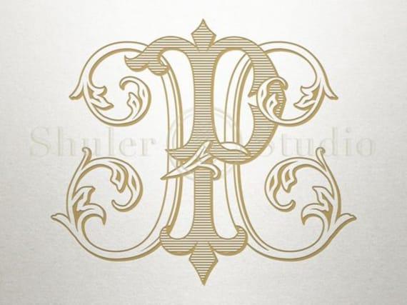 Wedding Monogram Design Hp Ph Wedding Monogram Etsy