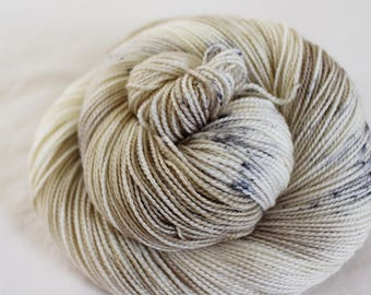 The Doc - Gosling - 80/10/10 superwash merino/ cashmere/ nylon sock yarn
