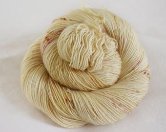 Cranberry Scones - Sandpiper - 100%  superwash merino singles yarn