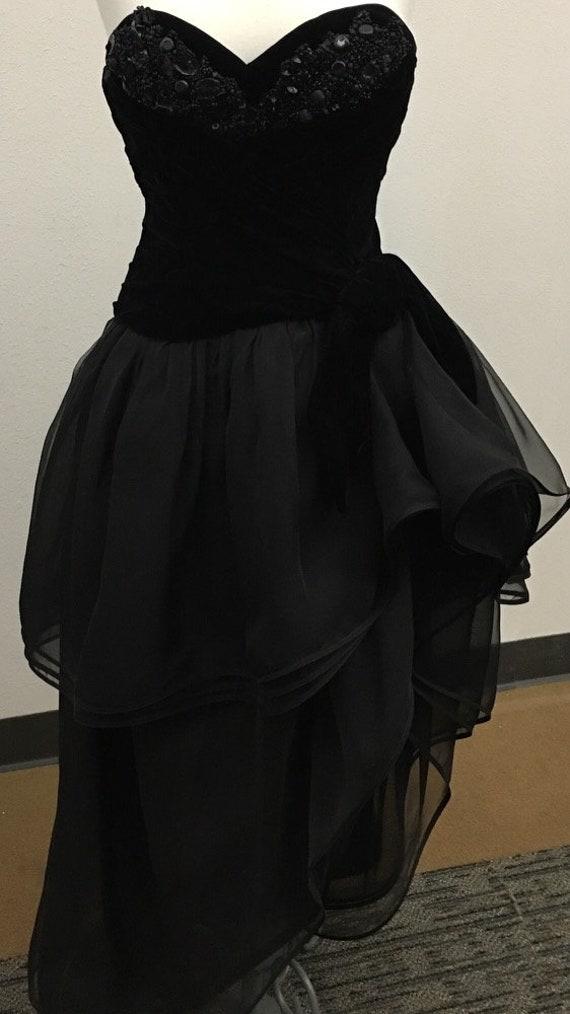 Paul Louis Orrier Couture Gown