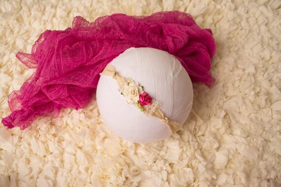 Bandeau Nouveau Né : embrasse pour nouveau n bandeau pour nouveau n b b etsy ~ Dallasstarsshop.com Idées de Décoration