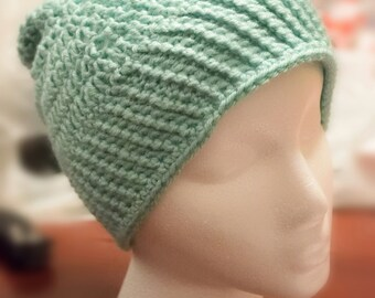 Crocheted Floppy Hats