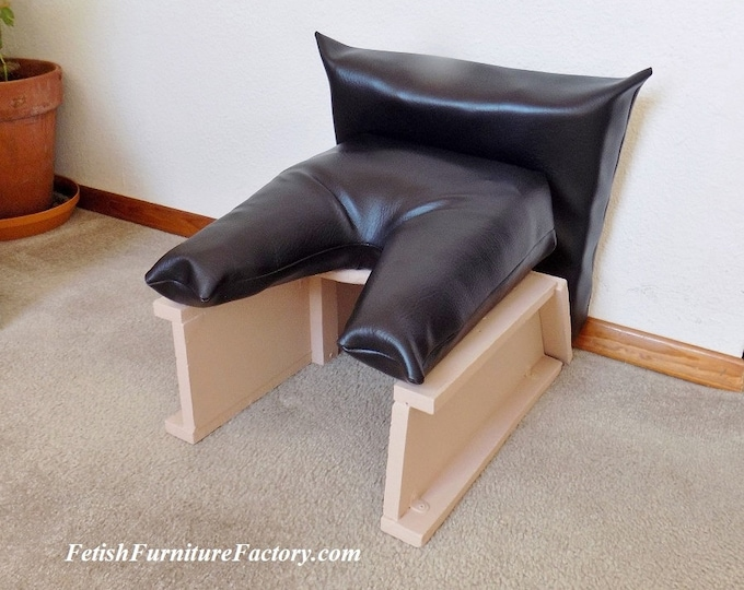 Mature: BDSM Furniture, Queening Stool, Rim Seat, Rimming Stool, Spanking Bench, Sex bench for Oral Sex, Face sitting, Caning, Spanking BDSM