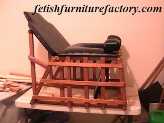 Mature Face Sitting Bdsm Queening Chair Queening Stool-7956