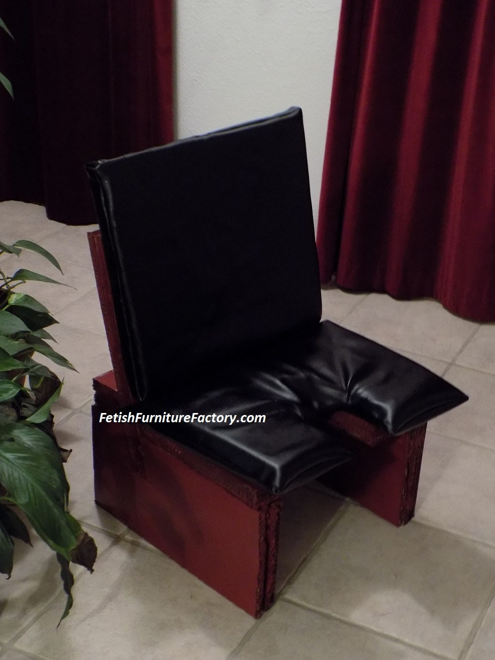 Mature Sex Chair, Smother Box For Facesitting, Sex Toys -3319