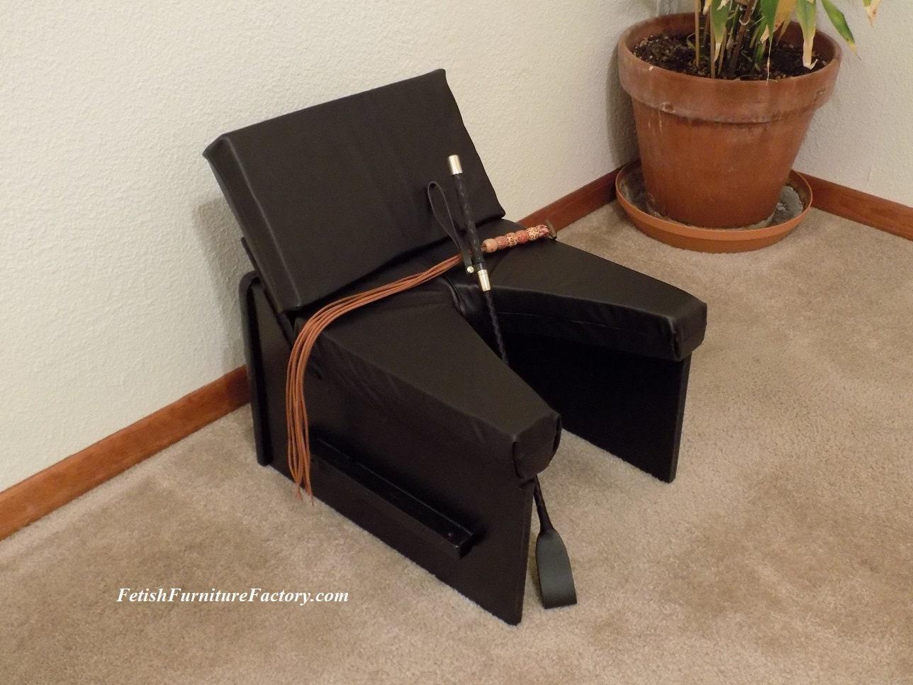 Mature Queening Chair For Facesitting Oral Sex Queening -7466