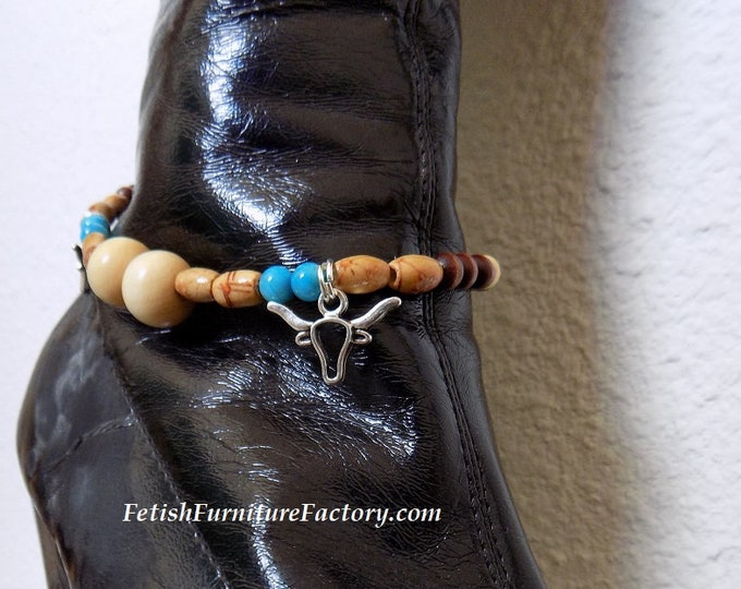 Mature: Hotwife Anklet, Bracelet Combo, BDSM Jewelry, Sexy Jewelry, Cuckold, Female Domination, Dungeon, Swingers, Munch, Hotwife Jewelry