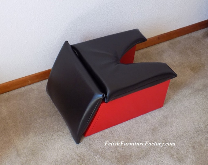Mature: BDSM Furniture, Spanking Horse, Spanking Bench, Dungeon Sex Bench, FaceSitting Stool, Queening Stool, Do It Yourself Instructions.