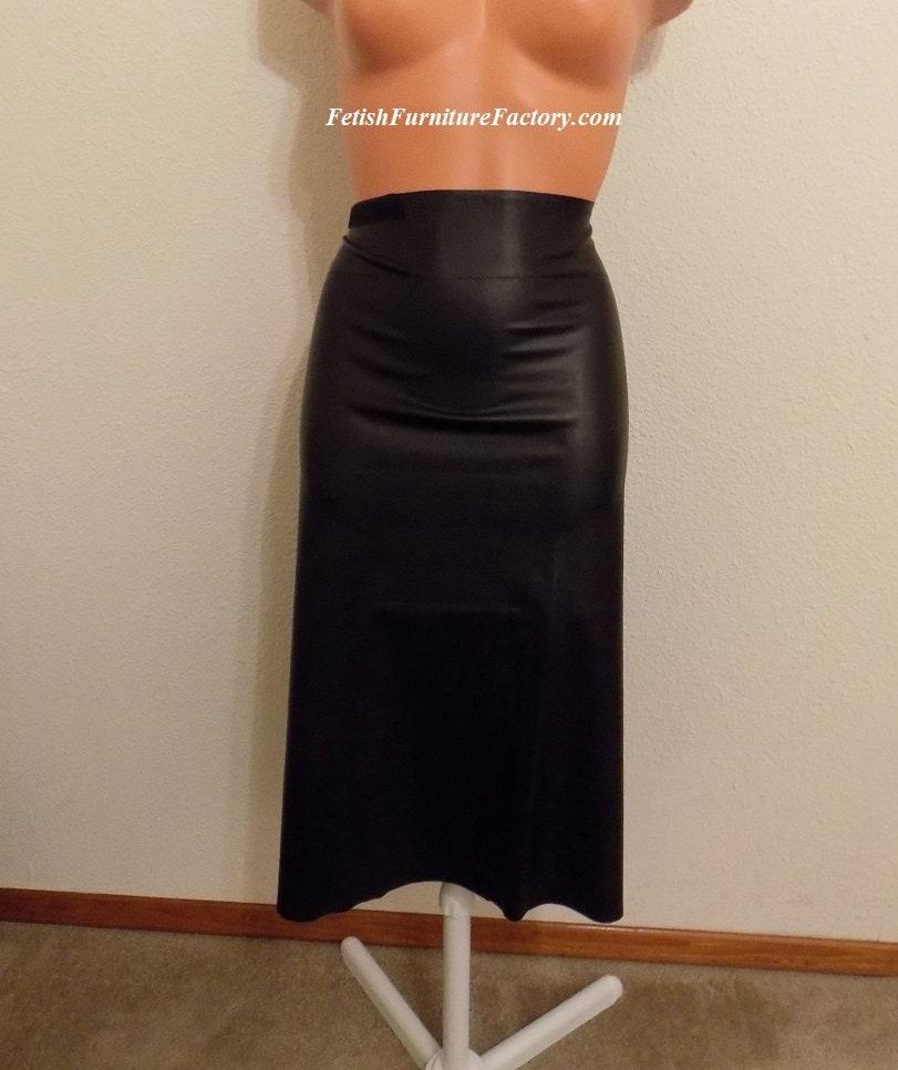 Mature Bdsm Skirt, Fetish Sissy Transvestite Clothing, Kinky Clothes For Bdsm Fetish -4263
