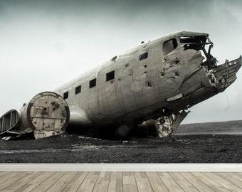 Plane Wallpaper Etsy