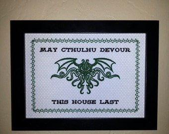 Cthulhu Blessing