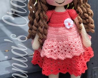 Amigurumi Doll-Set Esel Otis | 270x340