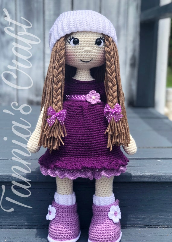 Adorable Mia's Watermelon Dress Crochet Pattern (Just Clothes) By ...   802x570
