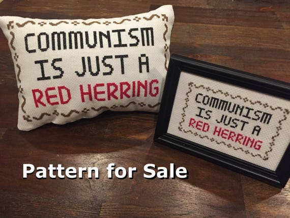 communism was just a red herring