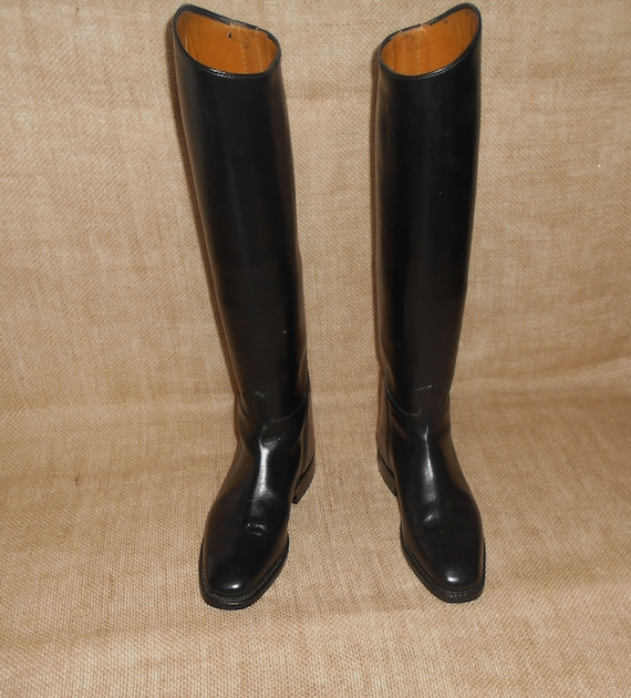 Vintage leather Riding Boots Cavallo