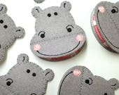 Hippo Patch - Mouth Flaps...