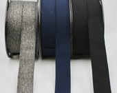 Wide Waistband Elastic 35mm Wide Super Soft Boxer Short Waistband Elastic Plush Double Sided