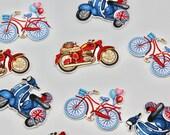Bike Motifs