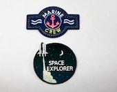 Space Explorer and Marine...