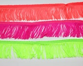 Lovely Quality Neon Fring...