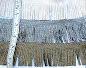 Textile Metallic Fringe i...