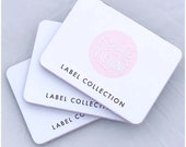 KATM Label Collectors Tin - Sewing Label Storage Tin - Kylie and the Machine - 15 x 11 x 1.6cm