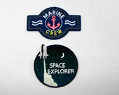 Space Explorer and Marine...