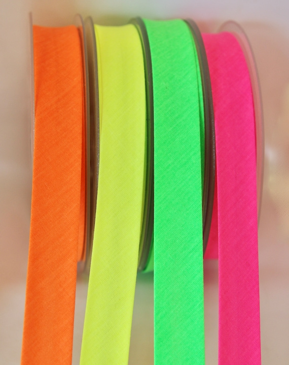 Trimz Best Quality Bias Binding Tape 14mm wide 10 20 meters 100/% cotton
