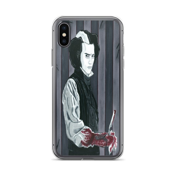 coque iphone xs max tim burton
