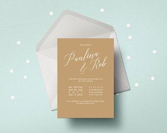 Invitation Kits