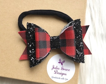 Buffalo Plaid Headband 675c22490e5