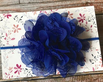 Baby Headband Royal Blue Headband Newborn Headband Baby Girl Headband Royal  Blue Baby Headbands Headband Infant Headband Blue Baby Headband 43769937567
