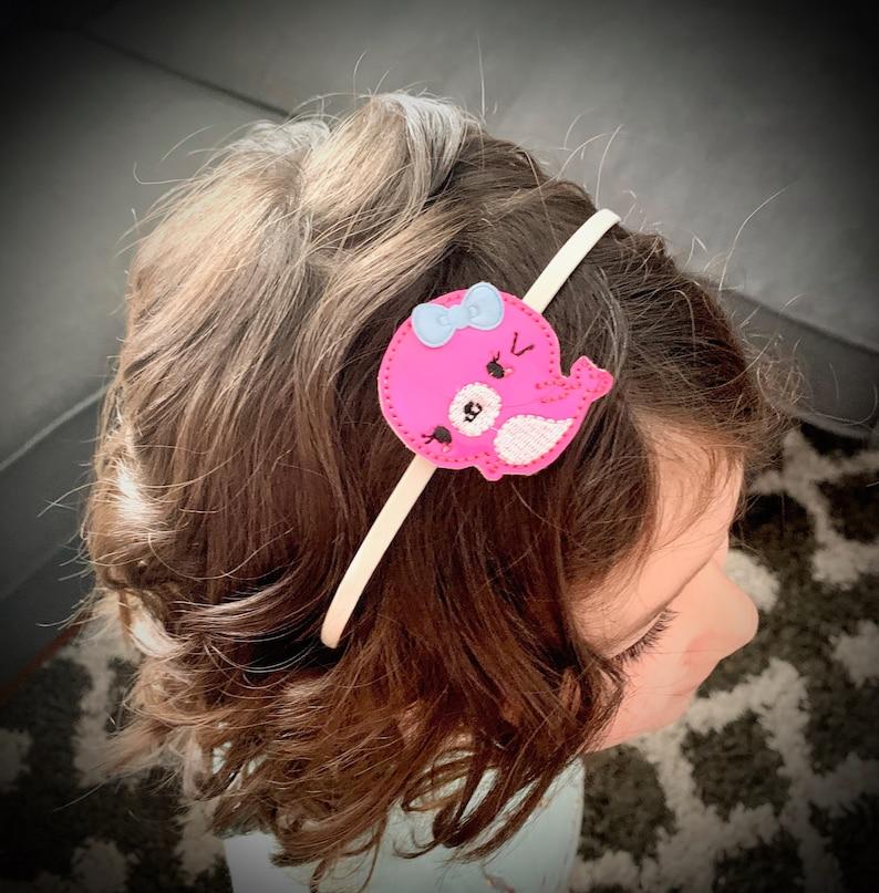 NoSlip Hair Clip Baby Girl Hair Clip Pigtail Hair Clip Set Taco Hair Bow Taco Hair Clip OR Headband Taco Barrette Toddler Hair Clip